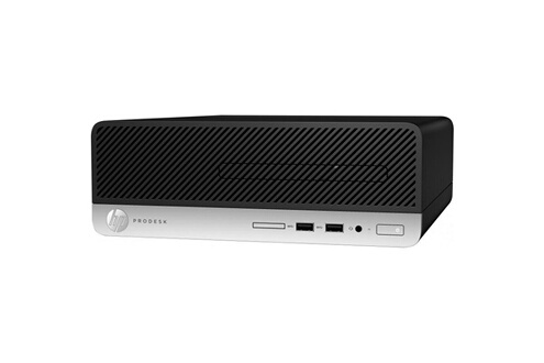 Hp - Comm Sbso Pc (5u) 400g6pd sff i5-8500 256gb 8gb dvd w10p fr
