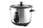 Todeco Cuiseur à riz, cuiseur de riz, 1 litre(s), matériau: couvercle en verre, alliage en aluminium
