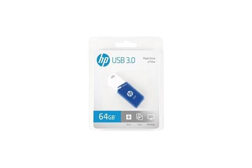 Hp Hp clé usb 64 go fdu, hpx755w, usb3.0