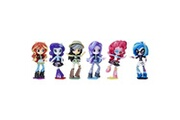 My Little Pony Pack 6 poupées collection my little pony equestria girls