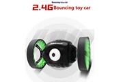 Generic 2.4g intelligent big eye rebondissant rc car incroyable sautant télécommande jouet de voiture voiture rc