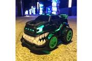 Generic 2.4g stunt 360 ° rotation devil big dents hors route électrique télécommande voiture voiture rc