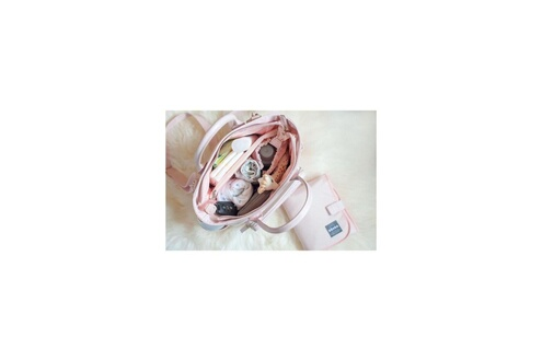 Beaba Beaba sac a langer kyoto rose/nude