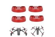 Generic 4pcs couvercle du moteur en métal étanche à la poussière housse de protection étanche pour perroquet anafi drone