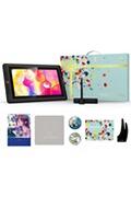 Xp-pen Tablette graphique avec ecran - artist 15.6 pro edition fériée - cadeau idéal