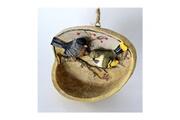 Astuceo Mangeoire à oiseaux à accrocher