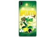 1001 Coques Coque silicone gel sony xperia z5 motif mojito forêt