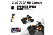 Generic 2wd 2.4g wifi 720p hd caméra induction par gravité hors route escalade 1/22 rc car voiture rc