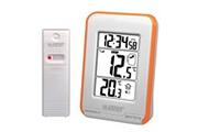 La Crosse Technology La crosse technology - ws6810 station de température 433 mhz - orange