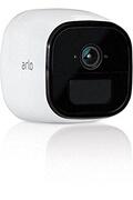 Netgear Arlo go caméra de sécurité hd mobile via sim 3g/4g - idéal pour les zones sans wifi - vision nocturne hd, son bidirectionnel l vml4030-100pes