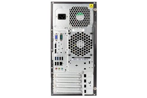 Lenovo Pc tour lenovo thinkcentre m83 core i3-4130 ram 8go disque 500go windows 10 wifi