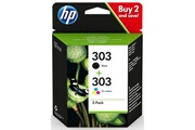Hp Hp 303 ink cartridge combo 2-pack
