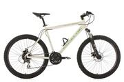 KS Cycling Vtt semi-rigide mtb 26'' gtz blanc-vert tc51cm kscycling