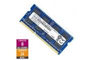 Ramaxel Barrette mémoire 8go ram ddr3 ramaxel rmt3160mp68faf-1600 so-dimm pc3l-12800u 2rx8