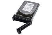 Dell Dell 600gb 15k rpm sas 12gbps 2.5in hot plug 3.5in hyb carr cuskit noir