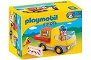 PLAYMOBIL Playmobil - 6960 - camion benne