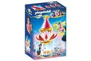 PLAYMOBIL Playmobil - 6688 - super4 - tourelle musicale avec etincelle