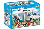 PLAYMOBIL Playmobil - 6671 - famille avec camping-car