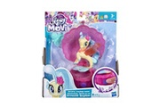 My Little Pony Figurine sirène my little pony avec son coquillage musical
