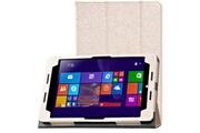Generic New stand folio flip housse en cuir pour tablette hp pro 608 g1 7,9 pouces kh tablettes housse