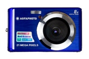 Agfa Photo Agfa photo - appareil photo numérique compact cam dc5200-bleu-