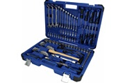 Brilliant Tools Mallette d'outils universels 94 pcs acier