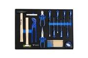 Brilliant Tools Jeu d'outils universels 21 pcs