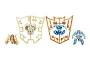 Pas De Marque Transformers robots in disguise - ensemble de figurines 4 miniature (les styles varient)