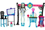Monster High Le laboratoire de frankie stein monster high