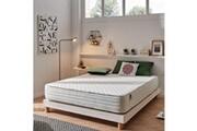 NATURALEX Matelas confort pedic 80x200 multicouches blue-latex®hd-extra confort-mousse à mémoire hr-indépendance de couchage excellente-20 cm