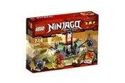 Lego Ninjago™ 2254 le temple de la montagne