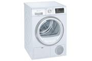 Siemens Sèche-linge pompe à chaleur avec condenseur 60cm 8kg a+ blanc - siemens - wt45h000ff