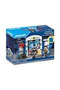 PLAYMOBIL Playmobil 70306 - coffre commissariat de police