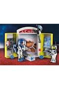 PLAYMOBIL Playmobil 70307 - playbox dans la station spatiale