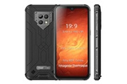 Blackview Blackview bv9800 pro objectif thermique smartphone etanche ip68 sony 48mp 128go android 9.0 téléphone portable incassable batterie 6580mah nfc - noir