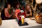 Krups Machine distributeur de bière tireuse de 2l 58w rouge