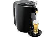 Seb Machine distributeur de bière tireuse de 5l 70w noir