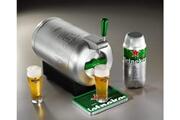 Krups Machine distributeur de bière tireuse de 2l 58w vert gris