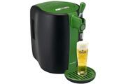 Seb Machine distributeur de bière tireuse de 5l 70w vert noir
