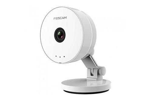 Foscam Caméra ip c1 lite 720p blanche vision nocturne wifi - foscam