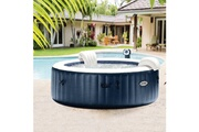 Intex Spa gonflable intex purespa blue navy 6 places