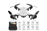 Generic Drone gps 2.4g 4ch wifi fpv 4k hd double caméra grand angle pliable rc quadcopter drone
