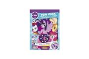 AUCUNE My little pony - saison 8 pack de démarrage(album + 2 pochettes + 1 porte carte + figurine)