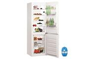 Indesit Réfrigérateur blanc frigo combiné congélateur 338l (227+111) classe a+ n-t 38db froid brassé porte réversible lr 8 s 1 fw