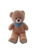 Vedes Vedes 58224464 - ours en peluche avec écharpe à carreaux bleus