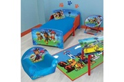 Fun House Icaverne structure de lit **pat patrouille lit pm avec lattes pour enfant