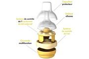 Medela Icaverne biberon - pieces detachees biberon embout d'alimentation calma avec biberon 150 ml