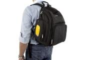 SAFETY 1ST Icaverne sac a langer sac a dos a langer back pack noir