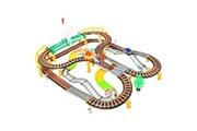 Usinedistrib Circuit electrique voiture piste de course 2 en 1 xxl usinedistrib