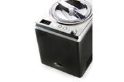 Icaverne Icaverne sorbetiere - machine a glace boretti b100 sorbetiere automatique 2 l - 180 w - avec compresseur - températures -18 °c a -35 °c - noir